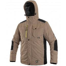 Куртка BALTIMORE коричневий/чорний