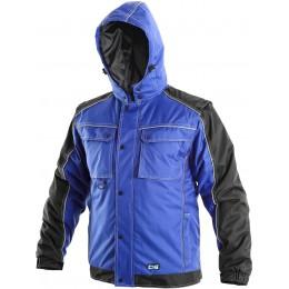 Куртка IRVINE синій/чорний