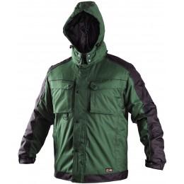 Куртка IRVINE зелений/чорний