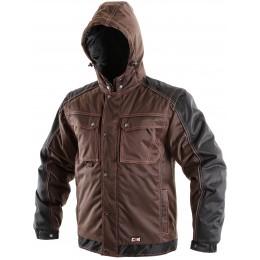 Куртка IRVINE коричневий/чорний