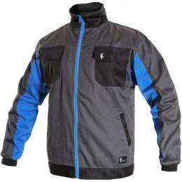 Куртка PHOENIX PERSEUS сірий/чорний/синій