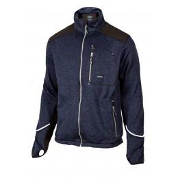 Куртка-кардіган OXFORD утеплена блакитна
