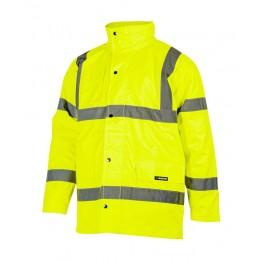 Куртка-парка IPSWICH сигнальна зі світловідбиваючими стрічками