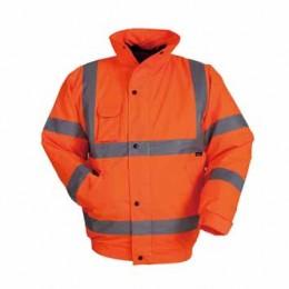 Куртка-бомбер сигнальна VWJK04