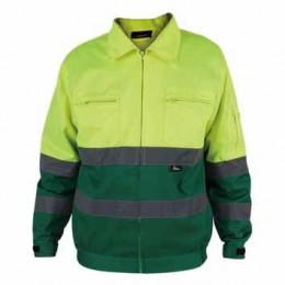 Куртка сигнальна контрастна VWTC06B